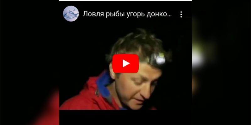 Угорь_видео